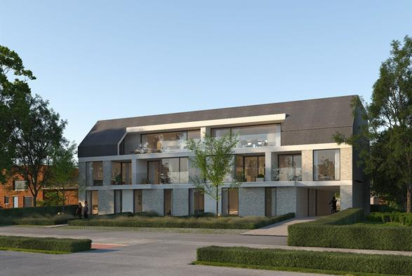 Project Te koop Waregem